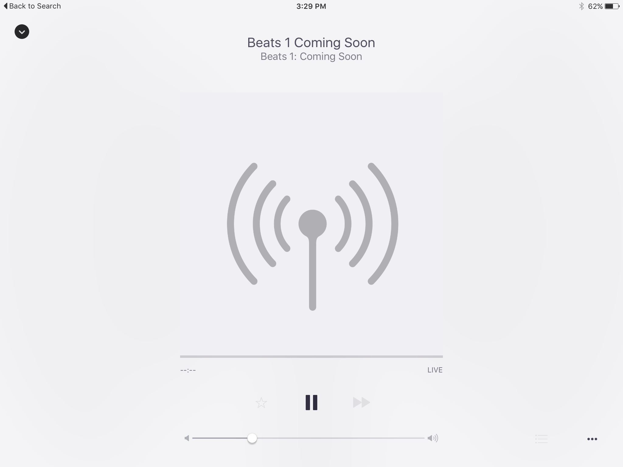 iOS 8.4 beta Beats 1 iPad screenshot 005