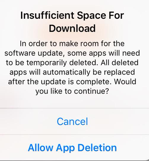 iOS 9 App Deletion iPhone screenshot 001