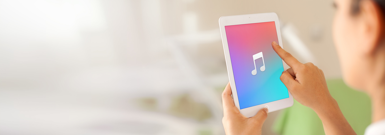 iTunes El Capitan wallpaper splash Jason Zigrino iPad
