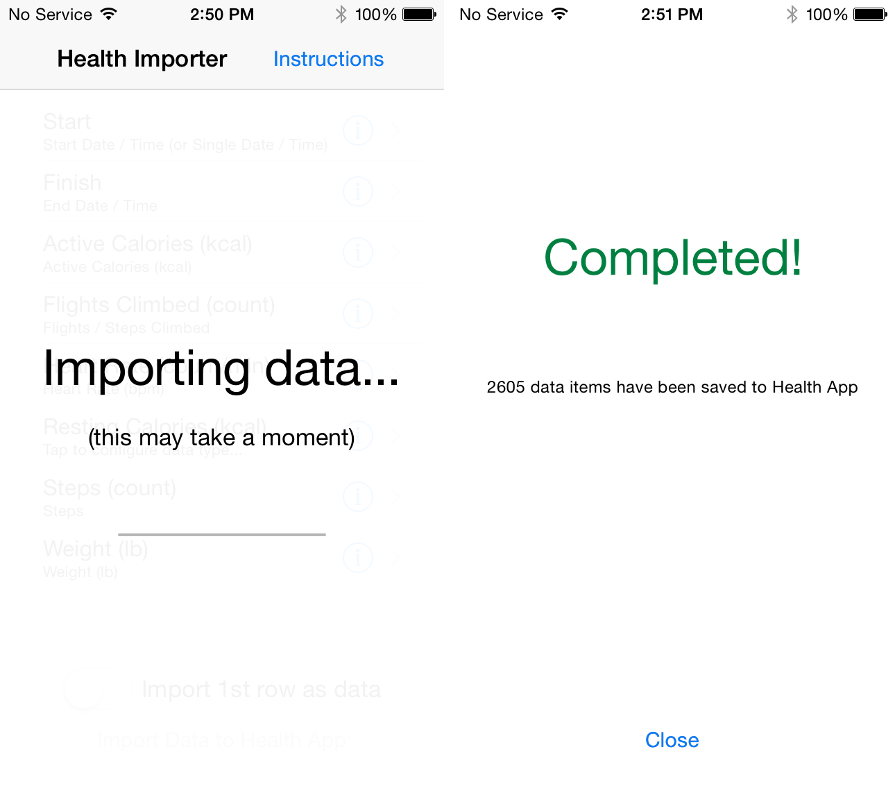 How to export and import your iPhone Health data