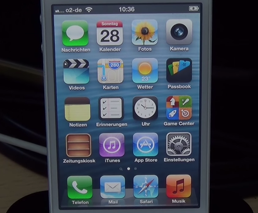 developer creates a way to downgrade the ipad 2 and iphone 4s to ios