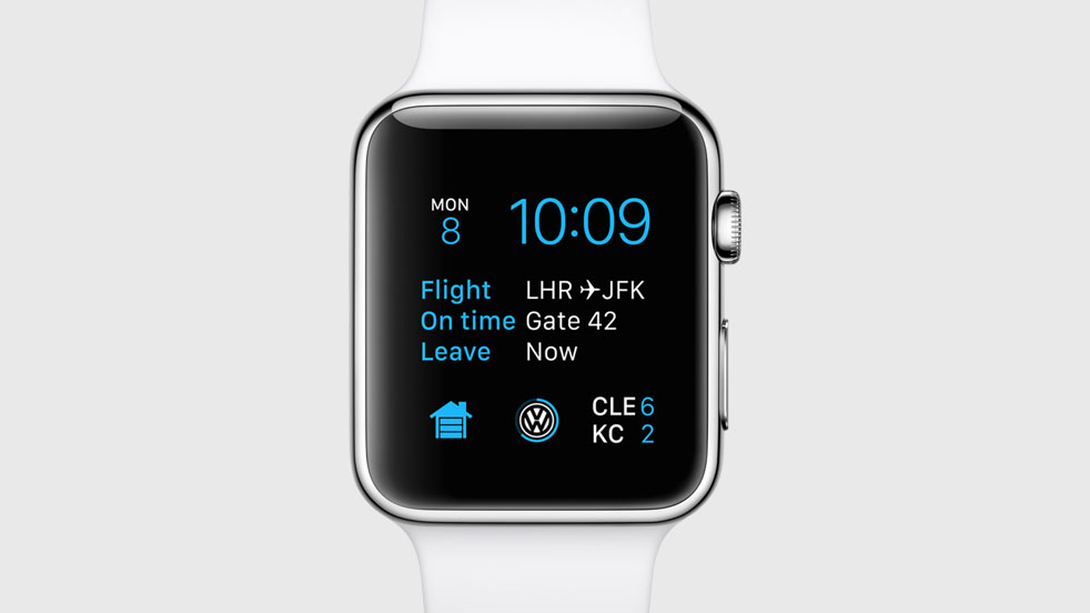 watchos 2 third party