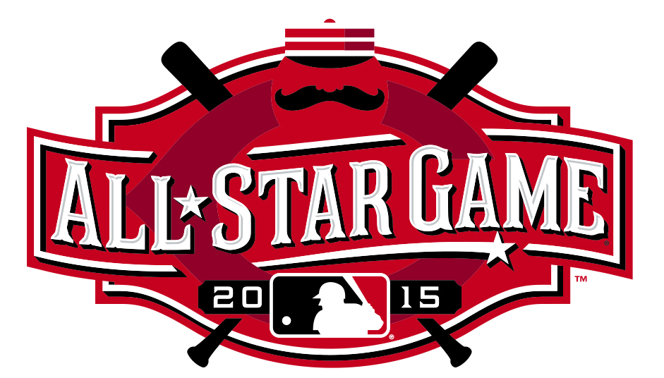 2015 MLB All-Star Game logo 001