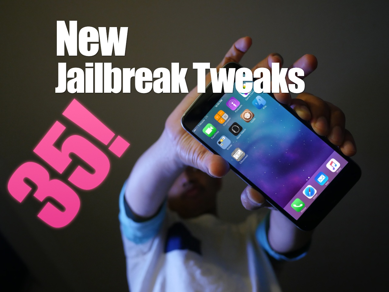 35 new cydia tweaks