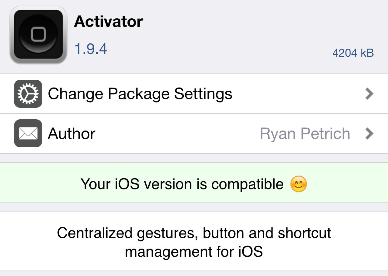 Activator 1.9.4
