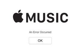 Apple Music down
