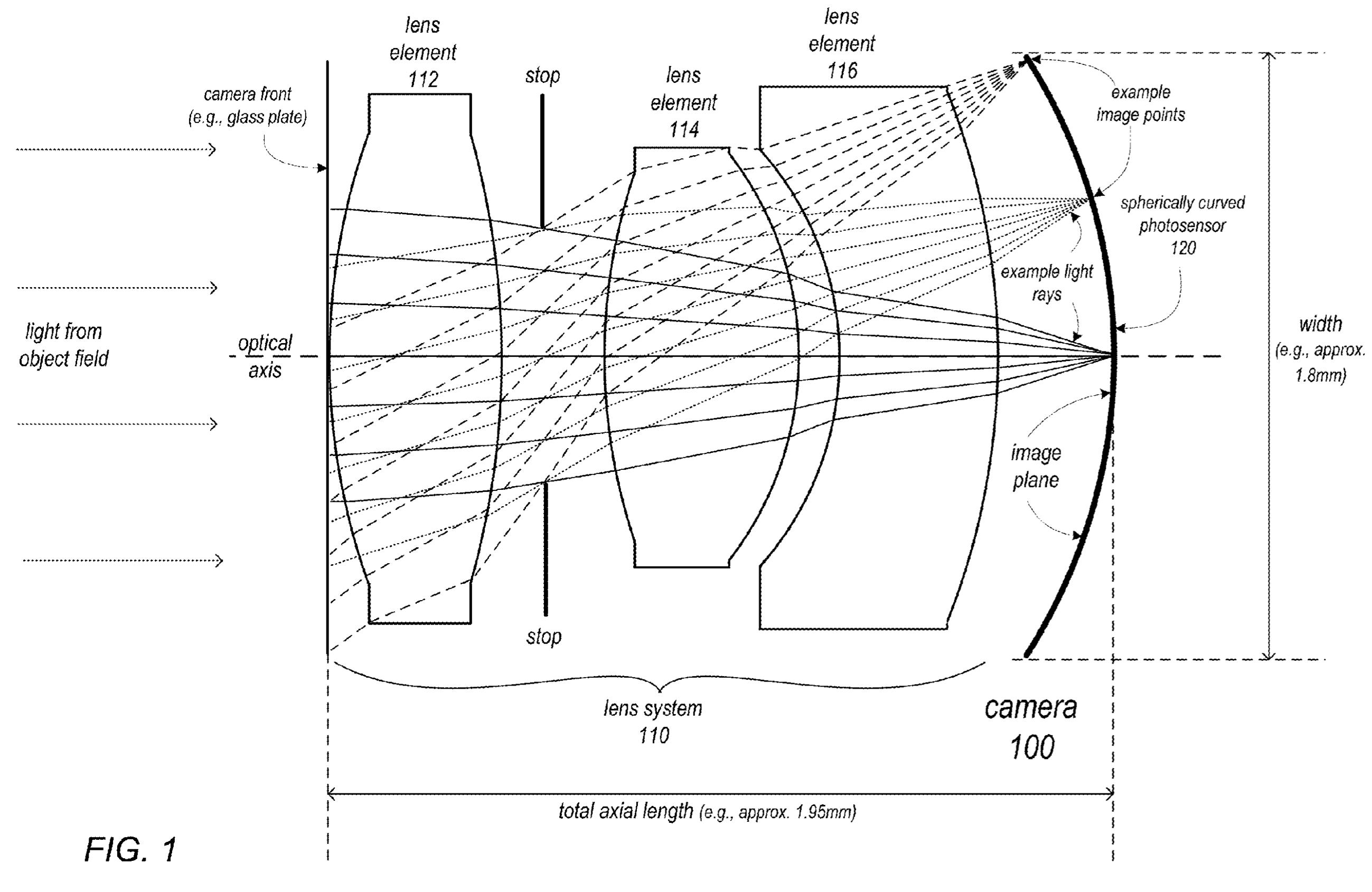 Apple Patent tiny camera drawing 001
