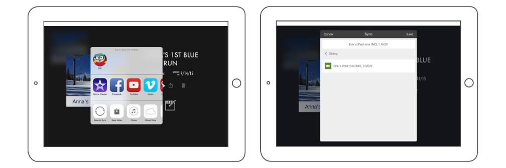 BitTorrent Sync 2.0 for iOS iPad screenshot 001