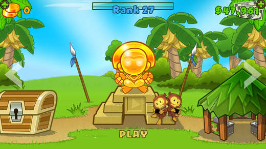 Bloons Tower Defense 5 for iOS iPhone screenshot 001