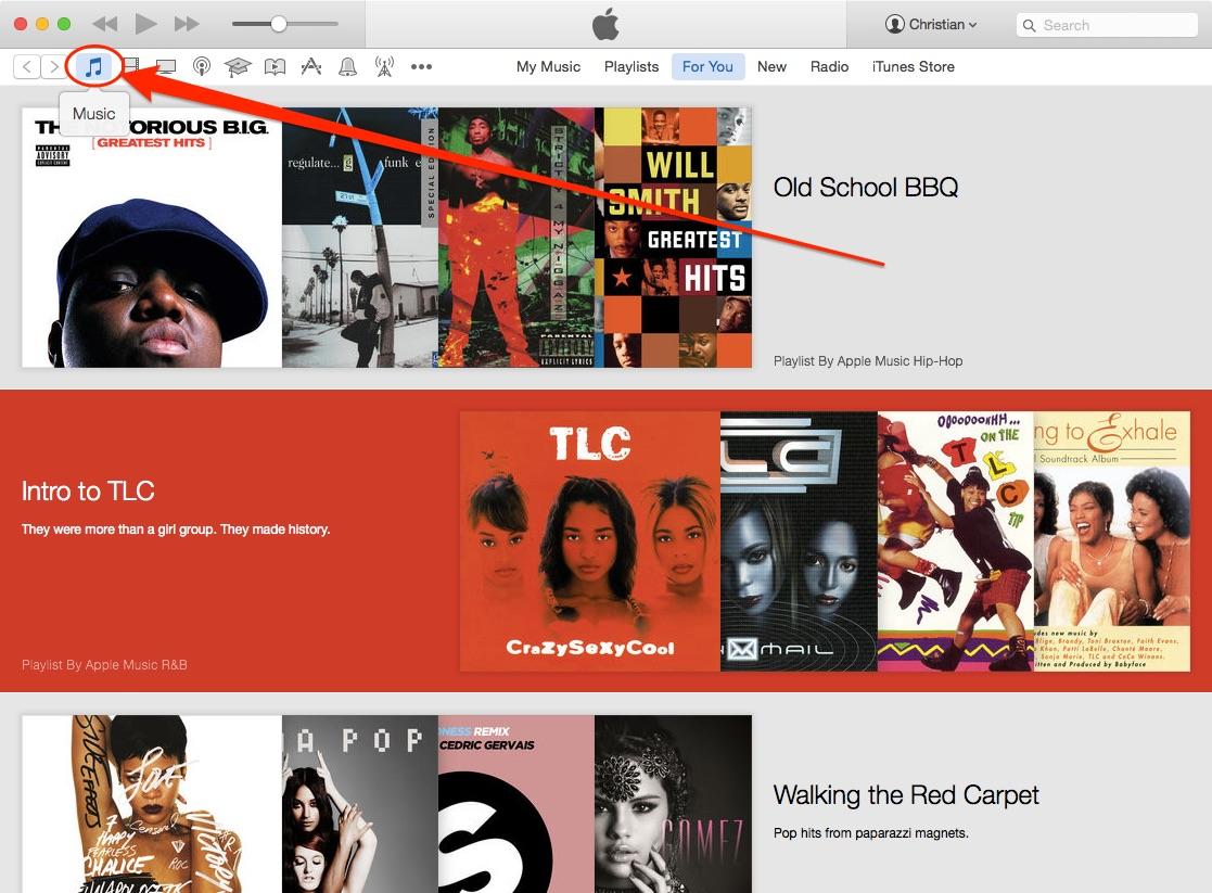 Cómo arreglar Apple Music DRM en iTunes Mac captura de pantalla 001
