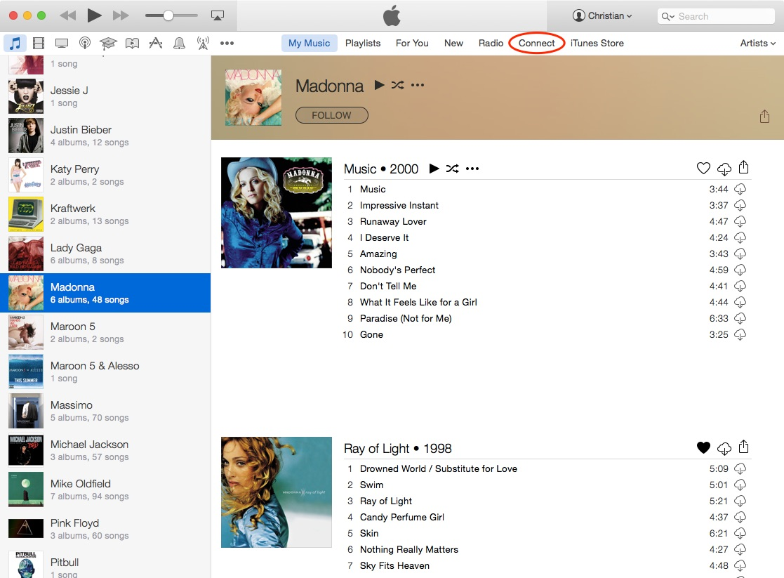 How_to_replace_Connect_with_Playlists_iTunes_12_2_Mac_screenshot_008