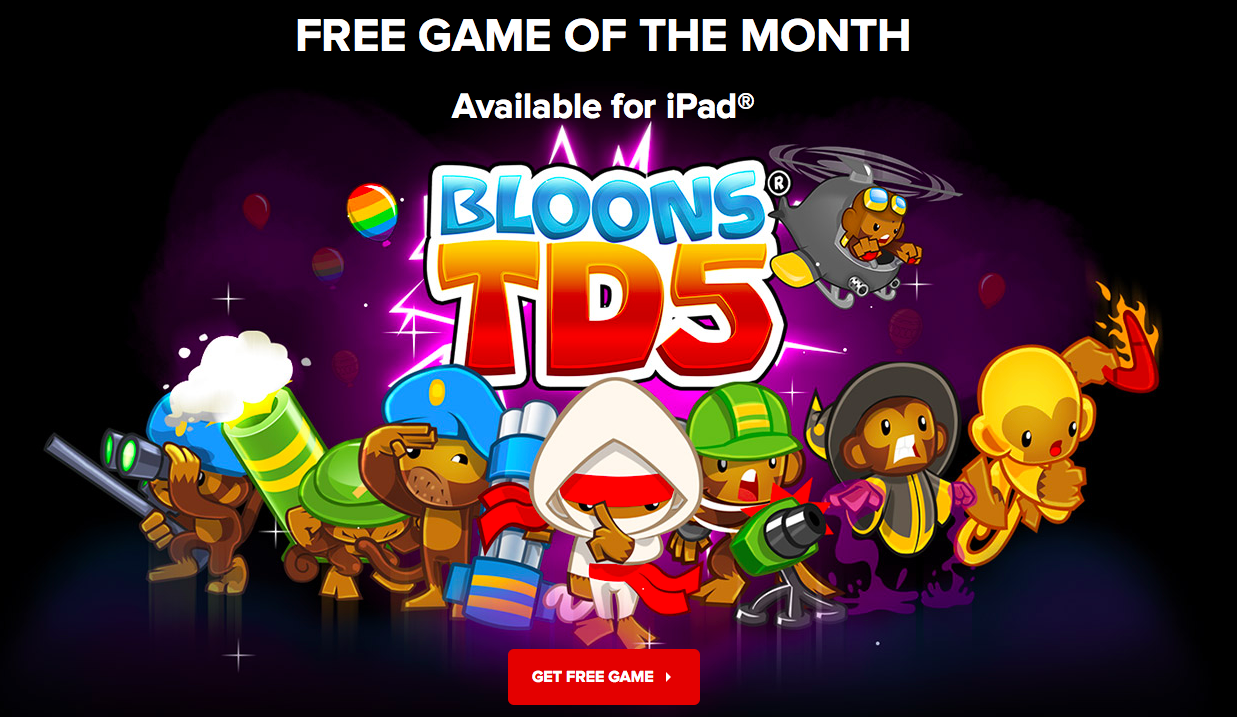 IGN promo Bloons Tower Defense 5 web screenshot 001