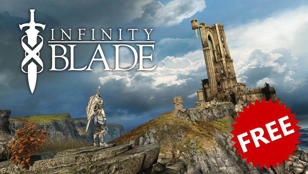 Infinity Blade free teaser 001