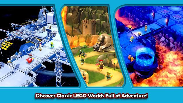 Minifiguras LEGO en línea