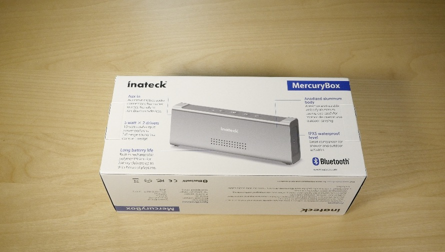 MercuryBox 1