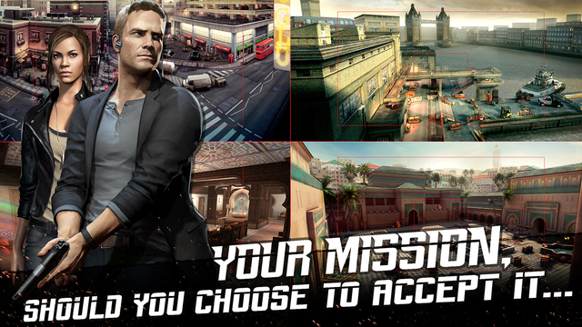 Mission Impossible Rogue Nation 1.0 for iOS iPhone screenshot 001