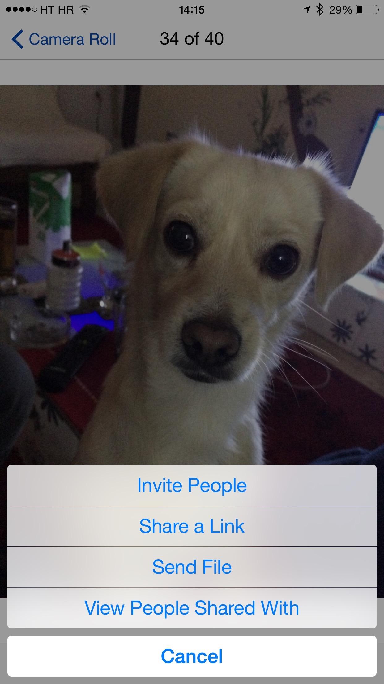 Captura de pantalla 002 de OneDrive 5.5 para iOS iPhone