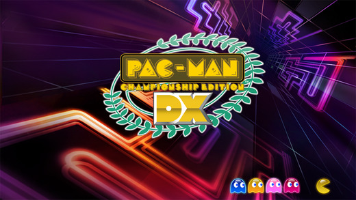 Pac-Man Championship Edition DX 1.0 for iOS iPhone screenshot 001