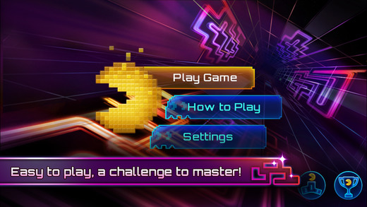 Pac-Man Championship Edition DX 1.0 for iOS iPhone screenshot 002