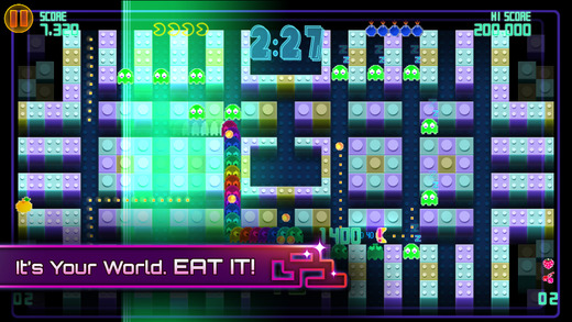 Pac-Man Championship Edition DX 1.0 for iOS iPhone screenshot 004