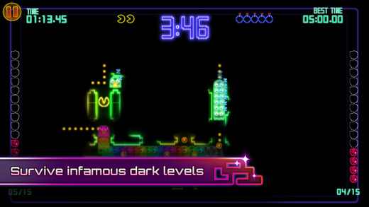 Pac-Man Championship Edition DX 1.0 for iOS iPhone screenshot 005