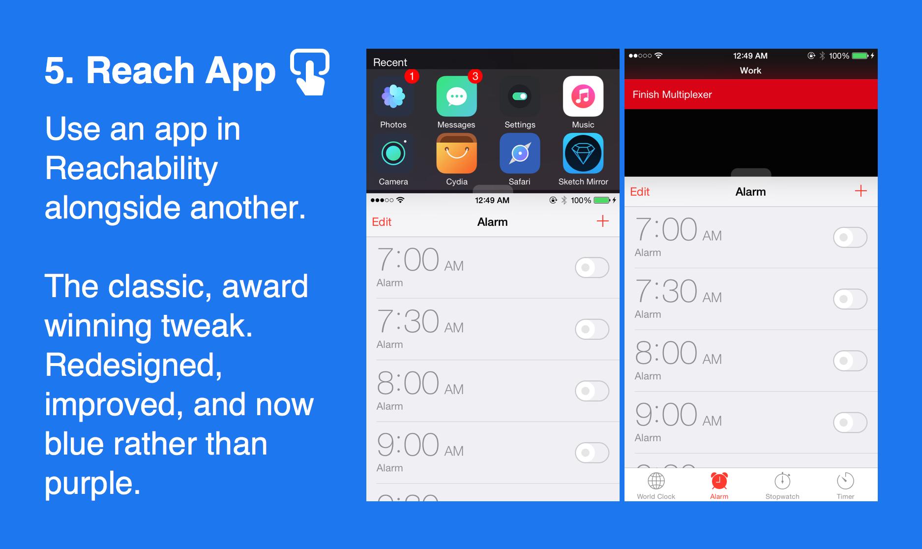 Reach App