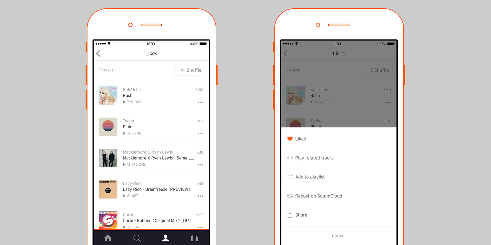 SoundCloud 3.1 for iOS teaser 001
