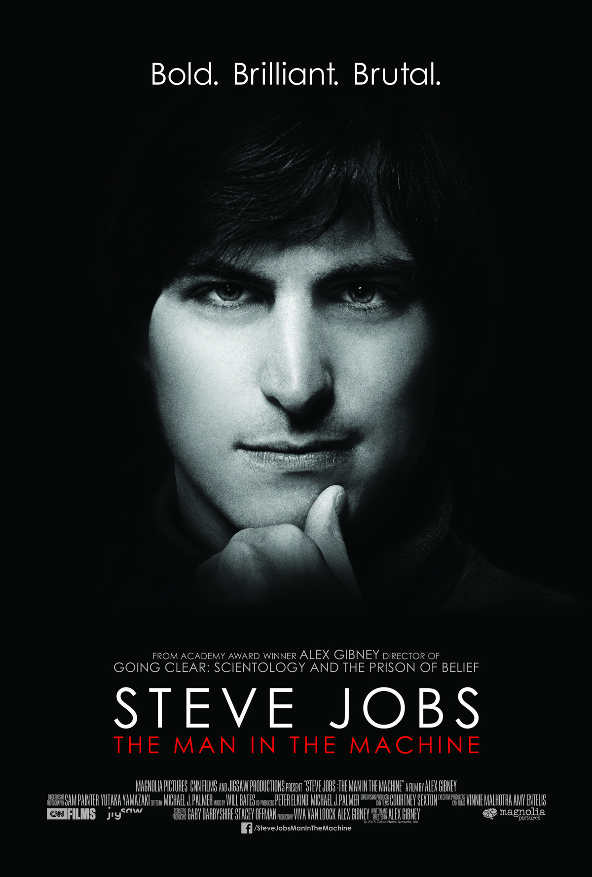 Steve Jobs The Man in the Machine poster 002