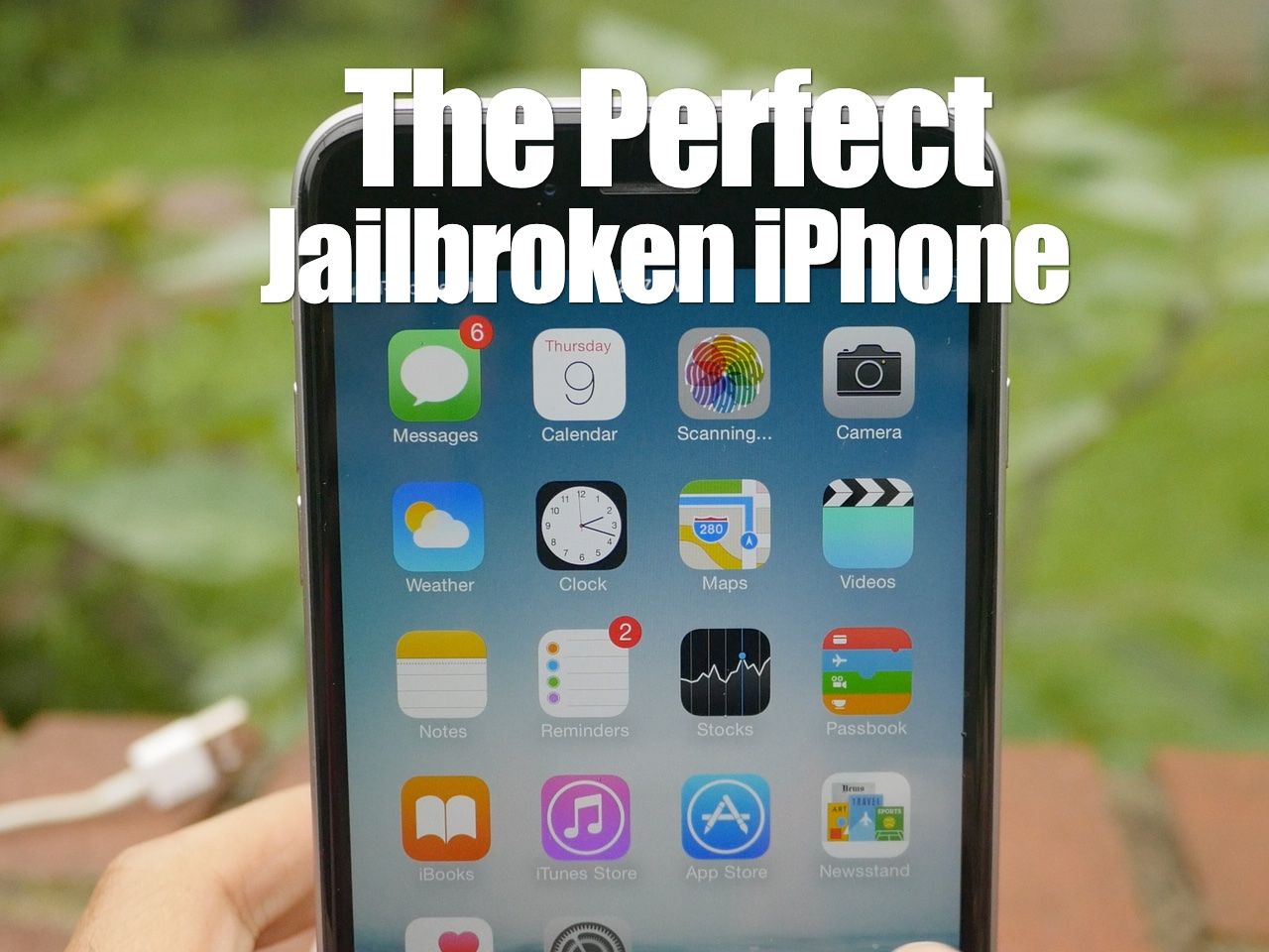 The perfect jailbroken iPhone: iOS 8 edition