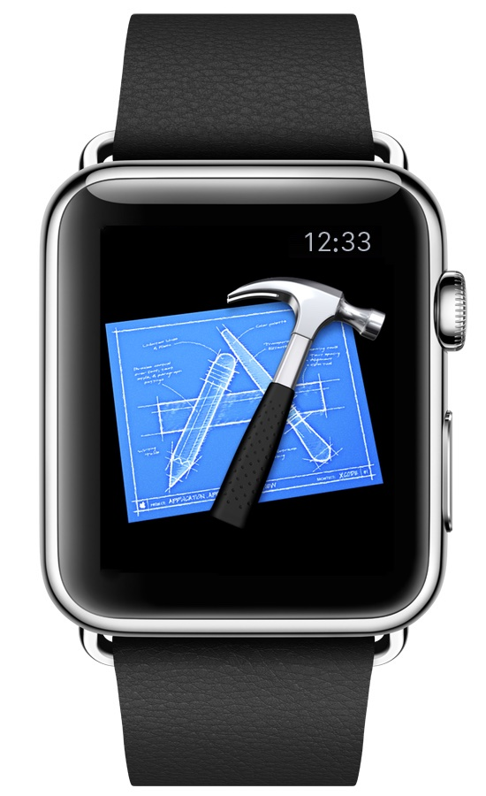 Xcode Apple Watch Icon