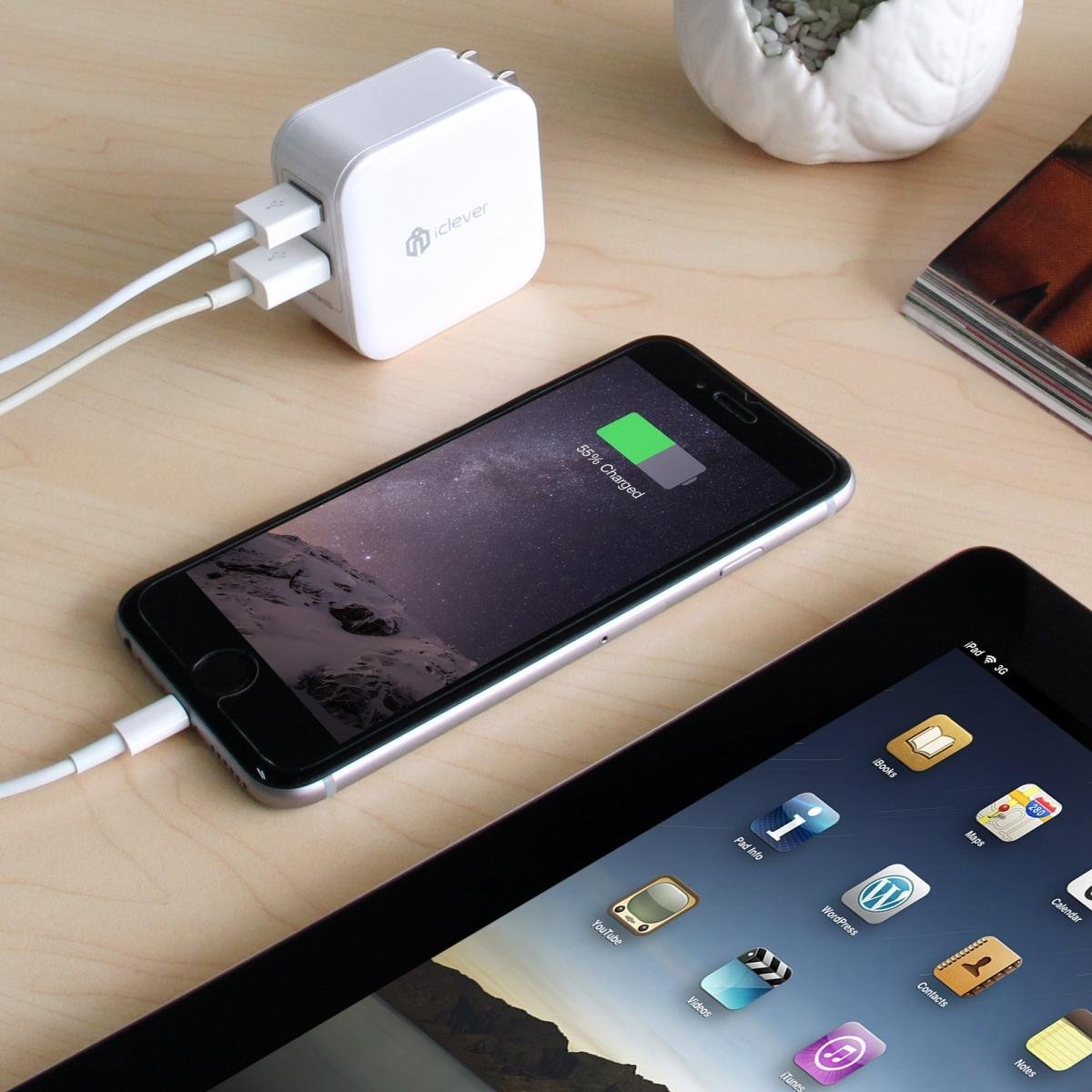 iClever iPhone 6 charger