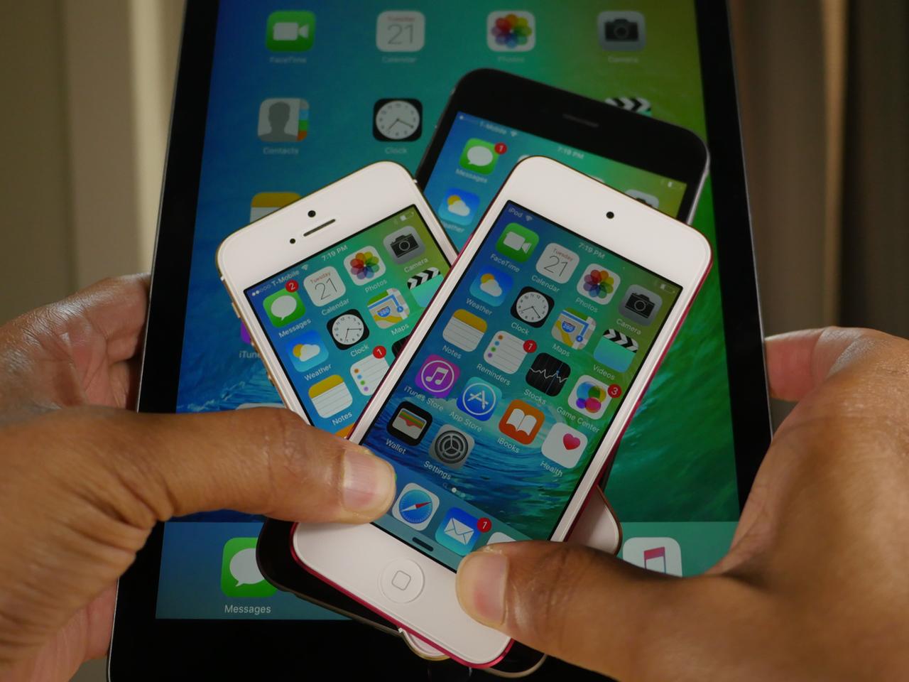 iOS 9 beta 3 What's New