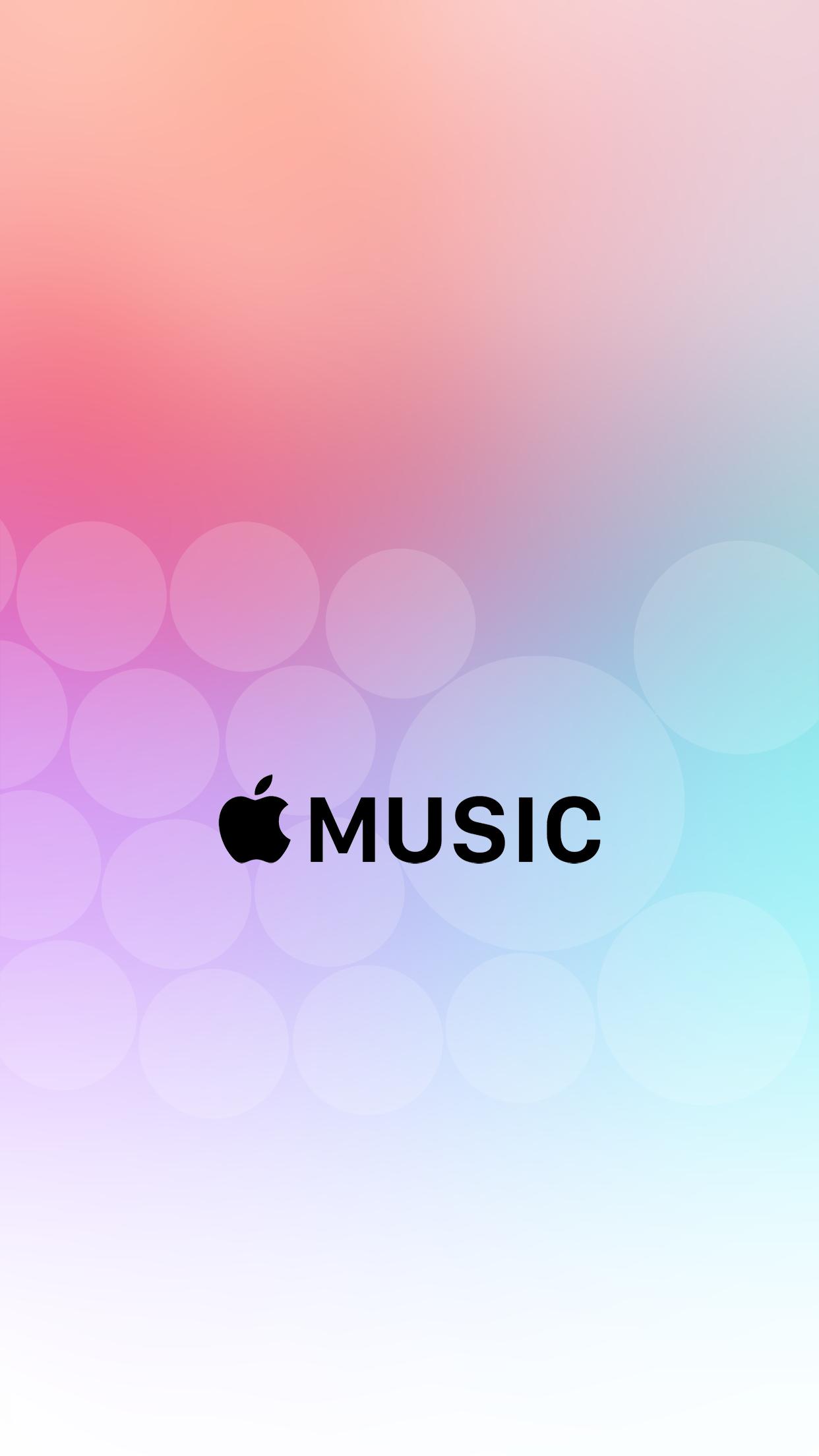 ITunes Apple Music Wallpaper ...