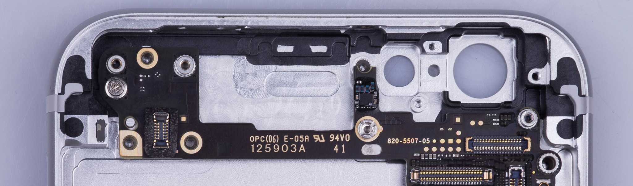 iPhone 6s Qualcomm MDM9625M leak 002