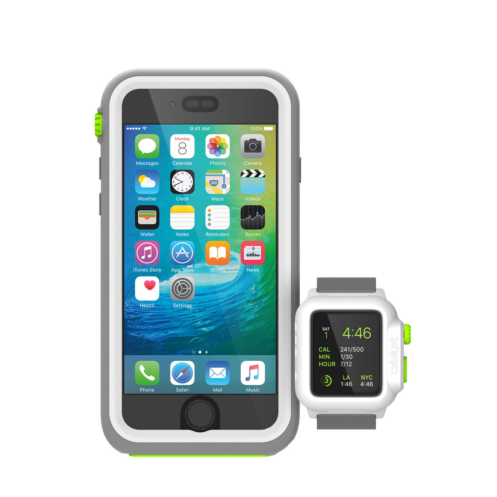 Catalyst Apple Watch Case 3