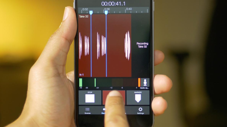 ClipMic Digital MetaRecorder