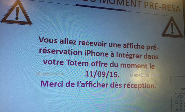 French career iPhone 6s September 11 pre-orders PhoneArena 001