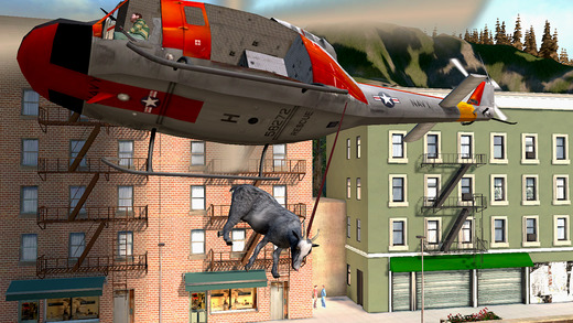 Goat simulator 1.2 for iOS iPhone screenshot 003