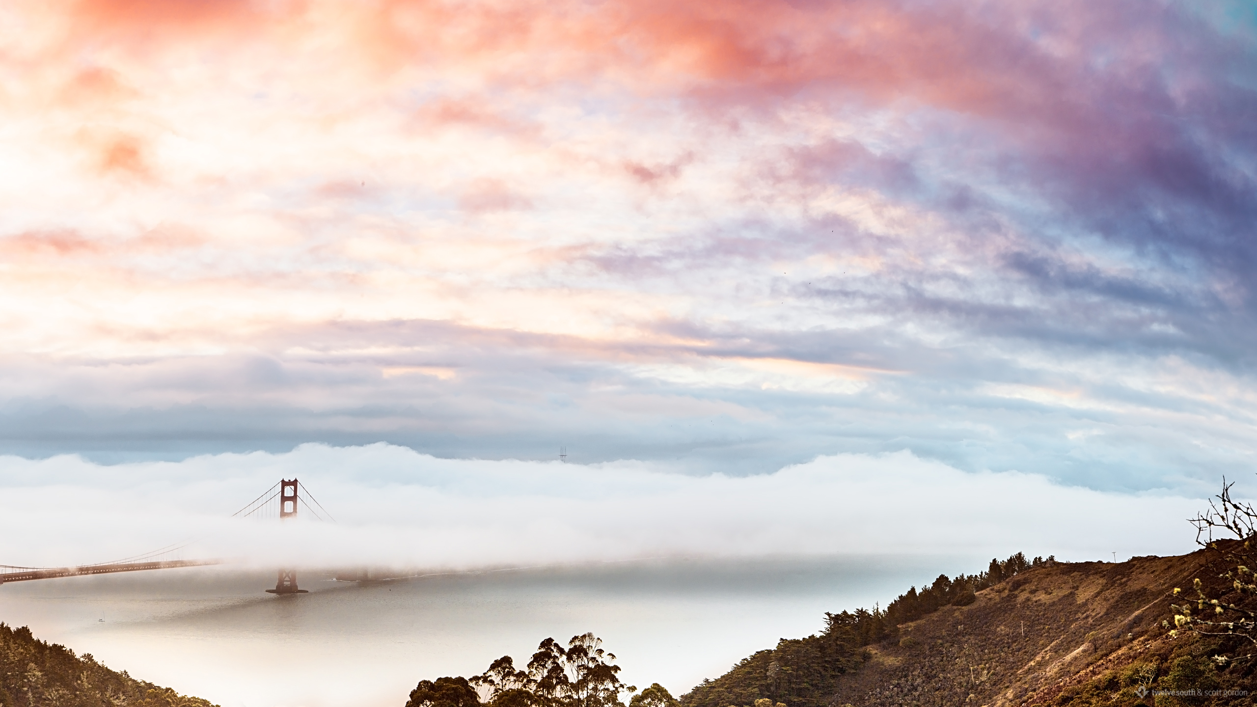 san francisco wallpapers for dual screens