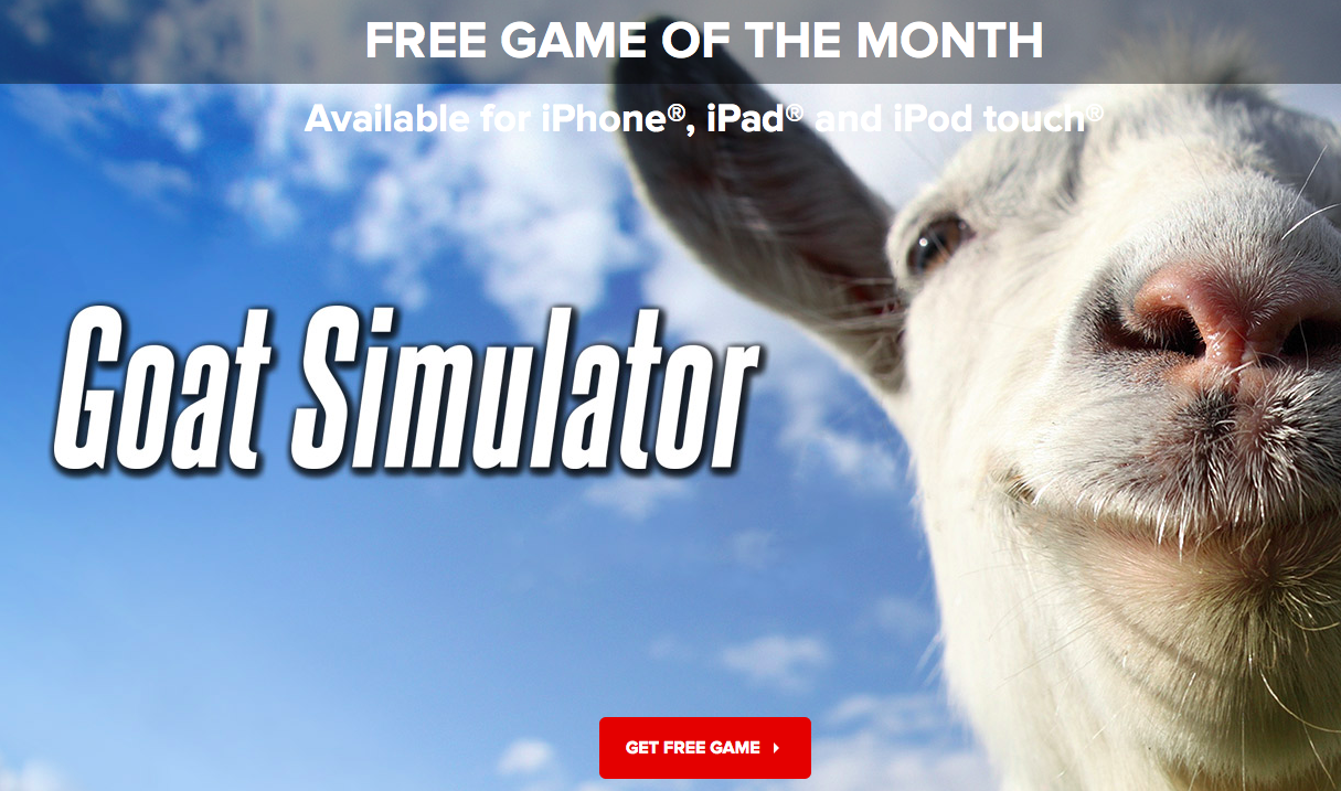 IGN free game Goat Sumulator image 001