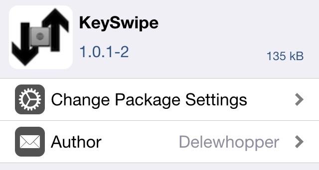 KeySwipe 2
