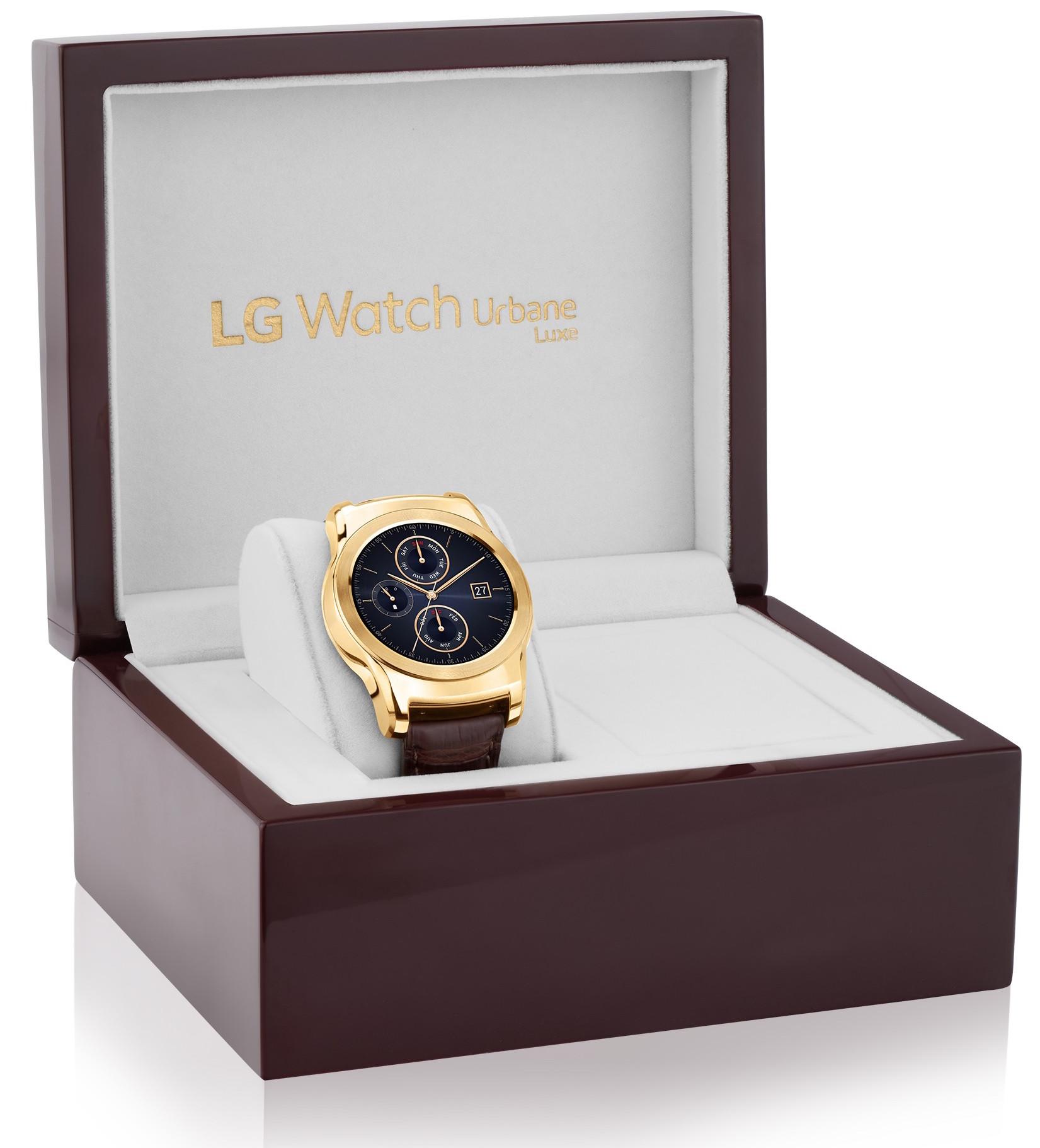 LG Watch Urbane Luxe Case