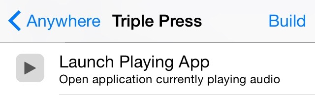 Launch playing App activator beta