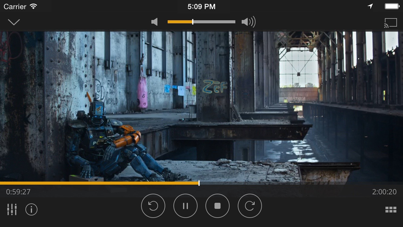 Plex 4.0 for iOS iPhone screenshot 002