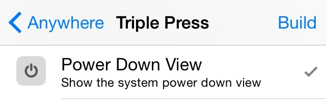 Power Down view Activator beta