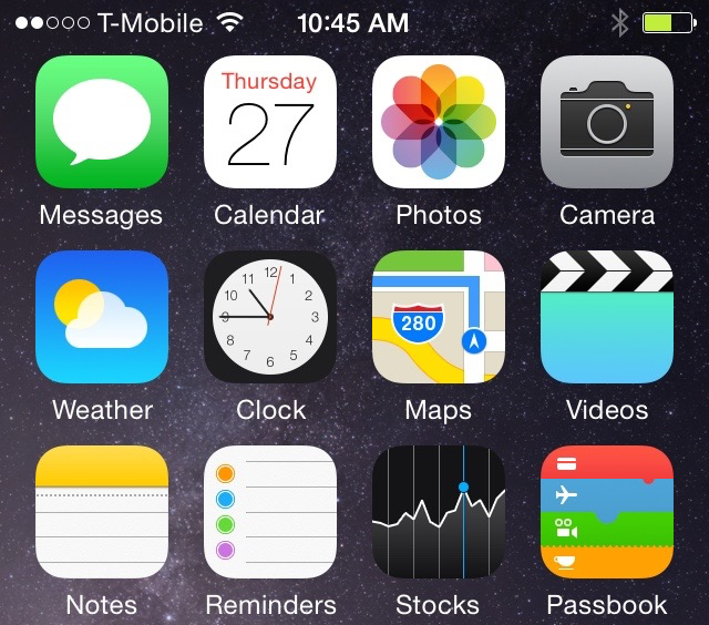 PowerColor brings custom color gradients to the iOS battery indicator