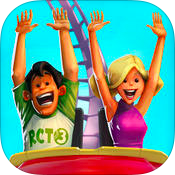 RollerCoaster Tycoon 3 launches on iPhone, iPod touch and iPad, no
