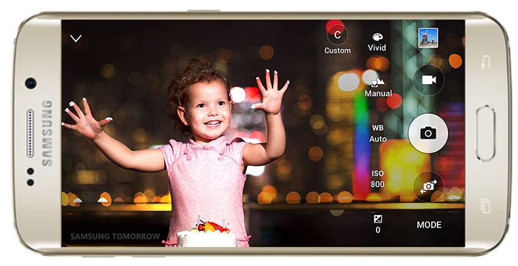 Samsung Galaxy S6 Edge camera image 002