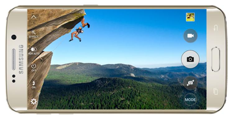 Samsung Galaxy S6 Edge camera image 003