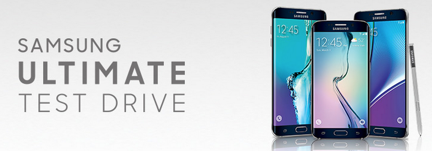 Samsung Ultimate Test Drive 2